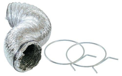 Lambro 60616 Flexible Aluminum Laminate Ducting