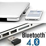 GMYLE(TM) ブルートゥース Bluetooth 4.0 USBレシーバーアダプタ (Broadcom BCM20702)