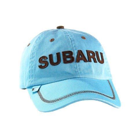 subaru-ladies-contrast-stitch-cap-hat-legacy-forester-impreza-wrx-sti-outback-by-subaru