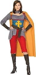 Adult Joan of Arc Costume, Large 14-16