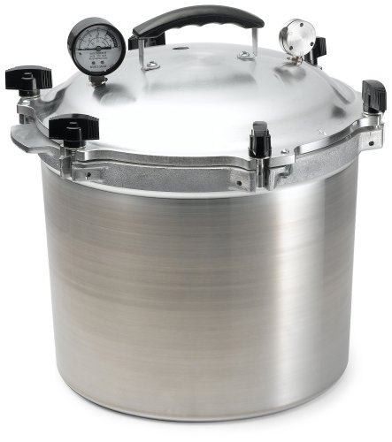 All American 921 21-1/2-Quart Pressure Cooker/Canner image