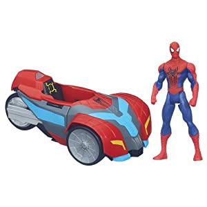 Marvel Amazing Spider-Man 2 Turbo Capture Racer