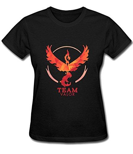 ljcnr-t-shirt-donna-black-xs