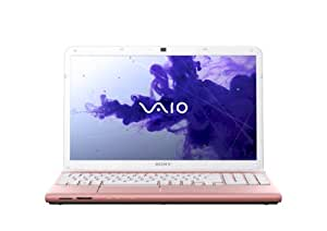 Sony VAIO E15 Series SVE15126CXP 15.5-Inch Laptop (Pink)