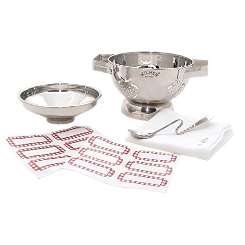 Kilner 5 Piece Preserving Starter Set
