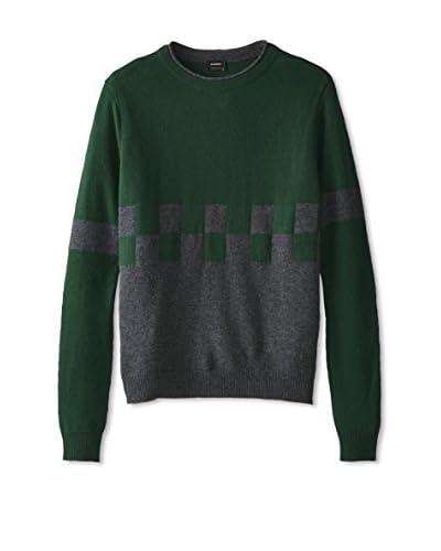 Jil Sander Men's Crew Neck Long Sleeve Sweater
