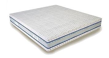 Matratze Einzelbett Taschenfederkern Jahrtausend Effekt Haus 80x 190–195–200cm