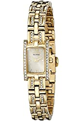 Citizen Women's EG2352-52P Eco-Drive Silhouette Crystal Watch