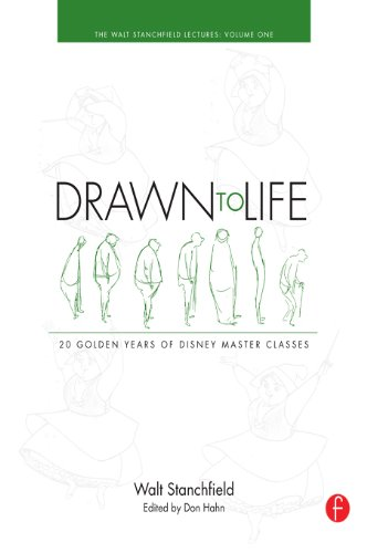 Walt Stanchfield - Drawn to Life: 20 Golden Years of Disney Master Classes: Volume 2: The Walt Stanchfield Lectures