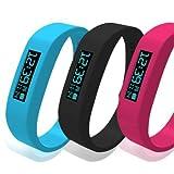 Pedometer Watch Sport Watch Smart Watch Activity Tracker Sleep Monitor