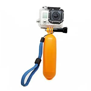 Sannysis 1PC High Quality Yellow Floating Hand Grip Handle Mount Accessory Float for Gopro Hero 1 2 3 3+