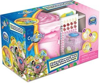 Orb Factory Curiosity Kits Fairy Flower Box - 1