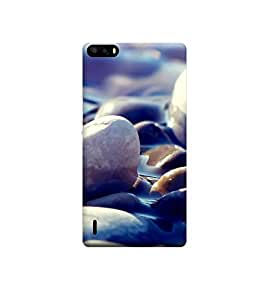 TransMute Premium Printed Back Case Cover With Full protection For Huawei Honor 6 Plus (Designer Case)
