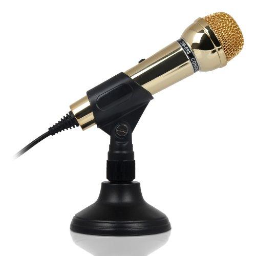 Somic Sm-098 Glod Mulitimedia Microphone