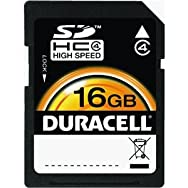 Dane-Elec DU-SD-16GB-C Duracell SD Memory Card
