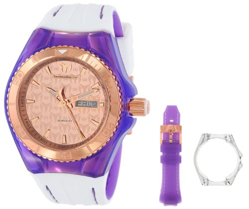 TechnoMarine Cruise Monogram Unisex watch #113036