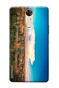 Omnam Beautiful Landscape Of Nature Printed Designer Back Case For Lenovo K5 Note