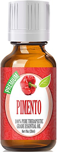 Pimento (30ml) 100% Pure, Best Therapeutic Grade Essential Oil - 30ml / 1 (oz) Ounces