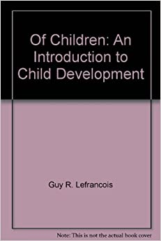 an introduction to the development of children For information on parenting and child development of middle childhood children (ages 8 to 11), please visit our middle childhood parenting and development center what is adolescence adolescence is a transitional period, from childhood to adulthood which spans the ages of 12-24 years old.