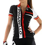 Giordana 2013 Women's Pinarello Vero Trade Short Sleeve Cycling Jersey - gi-s3-wssj-pina
