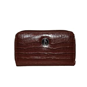 Savvycents Wallet (Brown)
