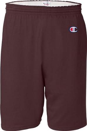 Buy Champion 6.1 oz. Cotton Jersey Shorts - SILVER GRAY - S 6.1 oz. Cotton Jersey by Champion
