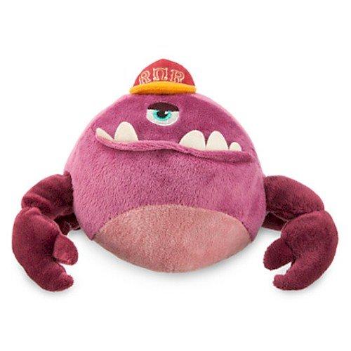 Disney Chet Mini Bean Bag Plush - Monsters University - 9''