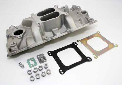 Assault Racing Products PC2001 SBC Chevy Dual Plane Aluminum Intake
