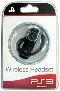 PlayStation 3 Bluetooth Wireless-Headset