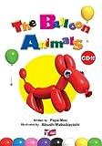 リズムとうたでたのしむえほんシリーズ The Balloon Animals Big Book 大判絵本CD付