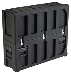 SKB 3SKB-3237 LCD Transportation Case Rotationally Moulded for Monitors Measuring Between 81.3 cm (32 Inches) and 94 cm (37 Inches)