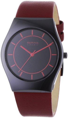 Bering Time Men's Slim Watch 32035-649 Ceramic