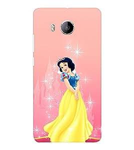 EPICCASE disney princess Mobile Back Case Cover For VIVO X shot (Designer Case)