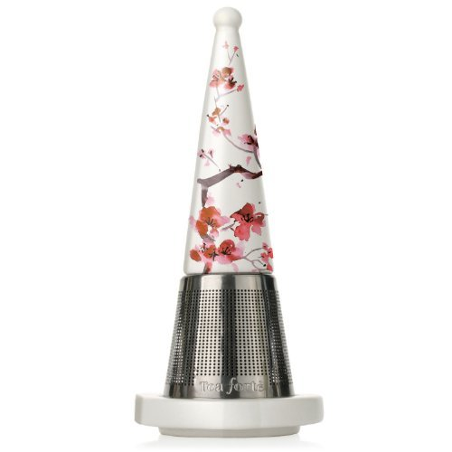 Tea Forte Tea Forte LUCI Loose Tea Infuser Cherry Blossoms