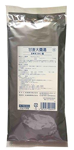 【第2類医薬品】甘麦大棗湯 エキス細粒6 2.0g×30包