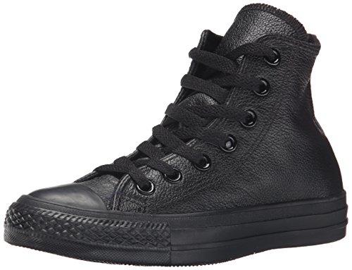 converse-chuck-taylor-all-star-mono-hi-sneaker-unisex-adulto-nero-schwarz-noir-37-eu