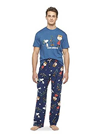 Charlie Brown Christmas Pajamas