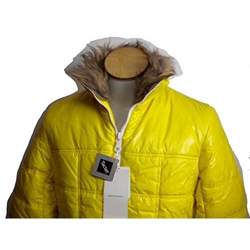 新品  ボイコット 中綿入  ジャケット 黄  L 14x18