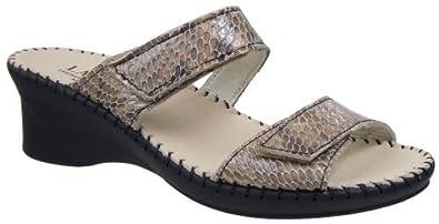 Amazon.com: La Plume Women's Nina: Sandals: Shoes