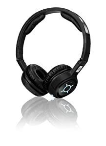 Sennheiser MM 450 Flight Bluetooth Multimedia Headset with Noise Cancellation - Black (Discontinued by Manufacturer)