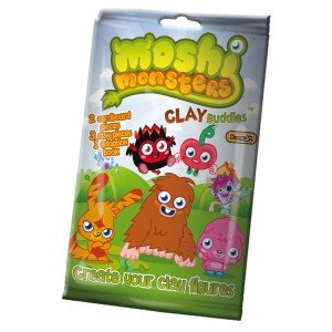 Moshi Monster Clay Buddies
