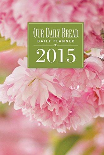 Our Daily Bread Daily Planner 2015 (Daily Bread Planner compare prices)