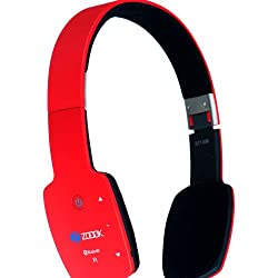 Zoook Bluetooth Headphone ZB-BHP15 Red