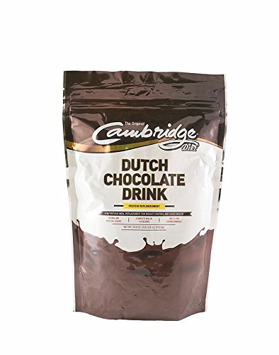 Cambridge Diet Original Formula 330 Dutch Chocolate Meal Replacement Drink Mix Case of 6 (Cambridge Beauty Chocolate compare prices)