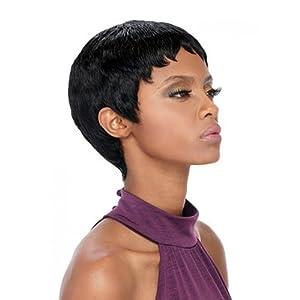 Outre Premium Duby Human Hair Wig - PIXIE (#1)