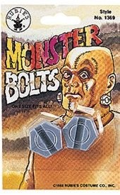 Rubie's Costume Co Monster Bolts Costume - 1