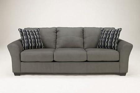 Contemporary Lexi Cobblestone Sofa