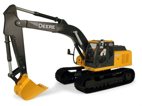 Ertl Big Farm Deere Excavator