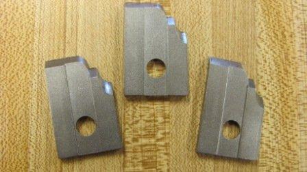 "Corob Molding Knife: #16 3/16"" Bead & Cove"