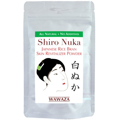 Japanese Shiro Nuka Rice Bran Skin Revitalizer Powder